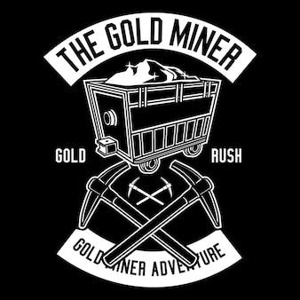 Le mineur d'or