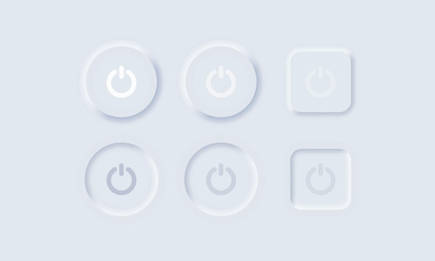 Mise sous tension de l'interface utilisateur