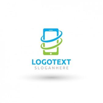 Mobile logo de téléphone