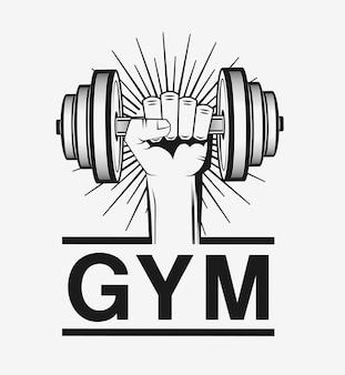 Mode de vie sain avec gym