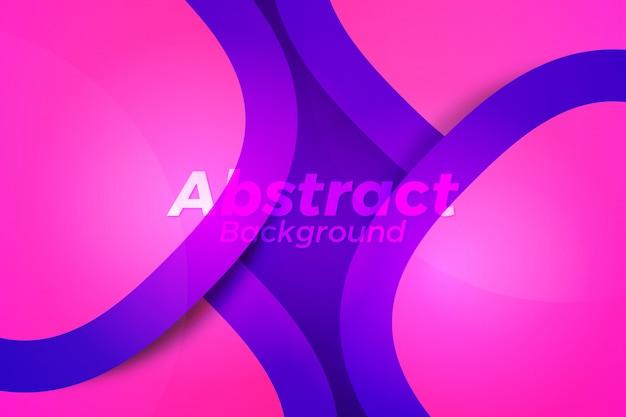 Modèle abstrait créatif