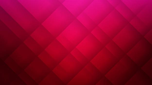Modèle abstrait géométrique dégradé