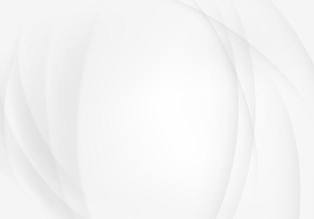 Modèle abstrait gris texture blanche