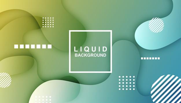 Modèle abstrait liquide