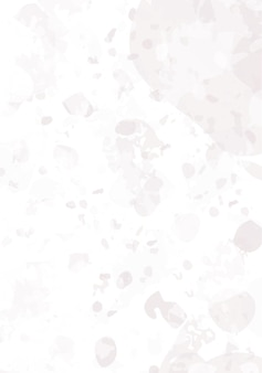 Modèle abstrait moderne de terrazzo. texture grise des revêtements de sol italiens classiques. fond fait de pierres, granit, quartz, marbre, béton. toile de fond vecteur tendance terrazzo vénitien