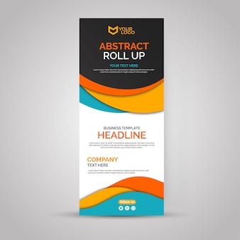 Modèle abstrait roll up
