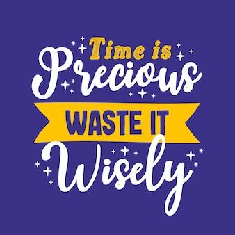 Modèle d'affiche de citation de motivation créative inspirante. arrière-plan de conception de bannière de typographie vectorielle. citation inspirante et motivante de lettrage dessiné à la main.