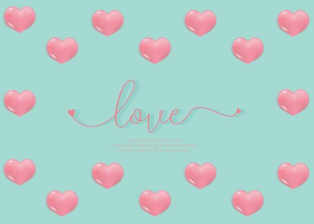 Modèle d'amour