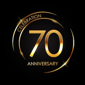 Modèle anniversaire des 70 ans