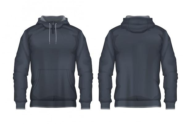 Modèle de chemises à capuche