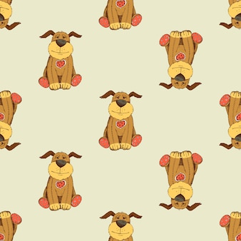 Modèle de chien