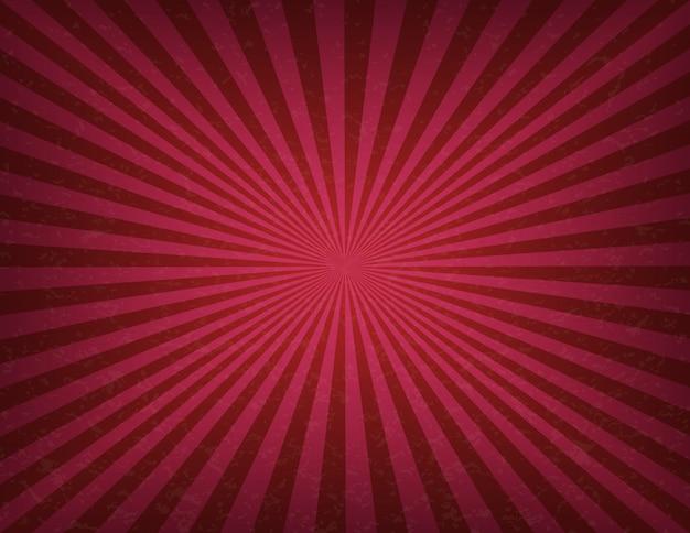 Modèle de cirque ou de carnaval de bannière de stock de rayures tourbillonnantes. vieux signe de cinéma rétro de texture. image d'affiche de fond.