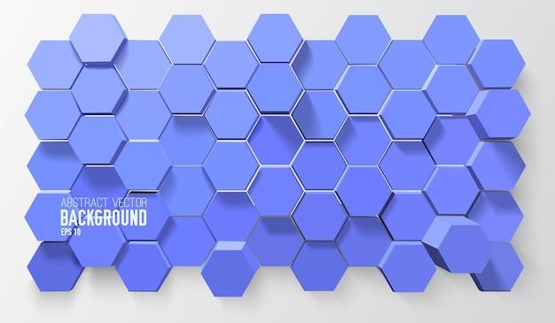 Modèle coloré géométrique