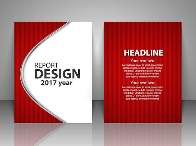 Modèle de conception de brochure