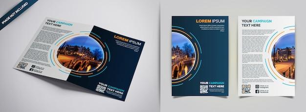 Modèle de conception de couverture abstraite