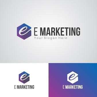 Modèle de conception de logo d'entreprise créative