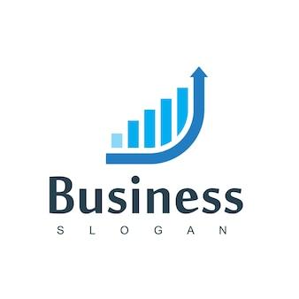 Modèle de conception de logo d'entreprise
