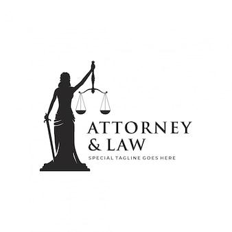 Modèle de conception de loi femme / dame.