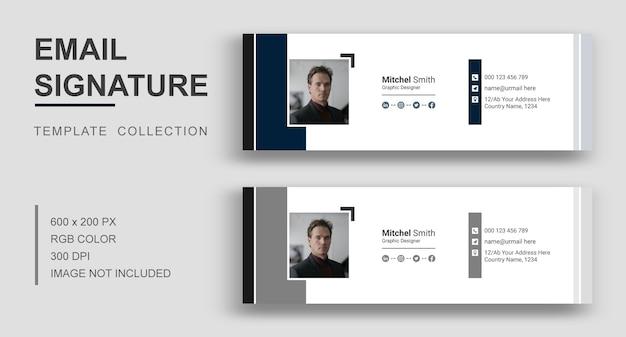 Modèle de conception de signature électronique minimale
