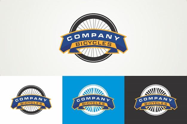 Modèle de création de logo d'entreprise créatif
