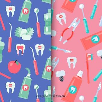 Modèle de dentiste