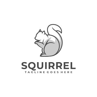 Modèle d'écureuil