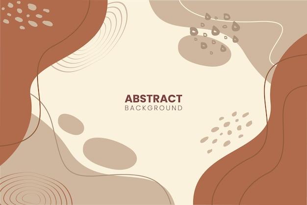 Modèle de fond abstrait minimaliste pour le dépliant d'affiche de bannière de couverture et autre
