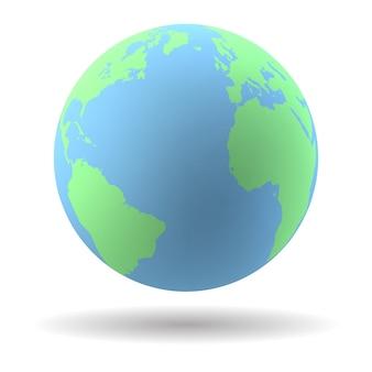 Modèle de globe terrestre