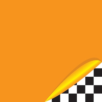 Modèle d'illustration vectorielle concep d'échecs