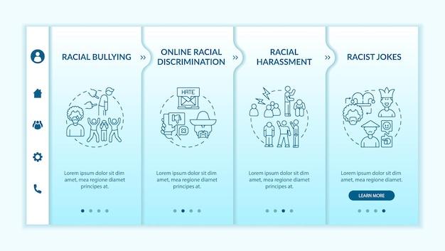 Modèle d'intégration du racisme dans la société