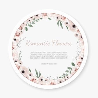 Modèle d'invitation de mariage carte postale.