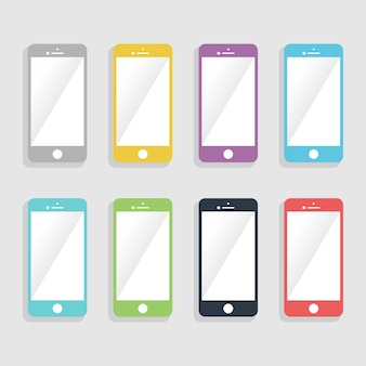 Modèle d'iphone
