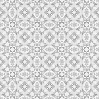 Modèle de kaléidoscope. impression géométrique triangle