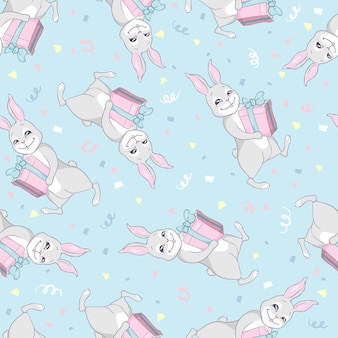 Modèle de lapin