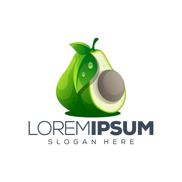 Modèle de logo d'avocat