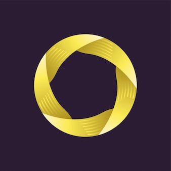 Modèle de logo créatif