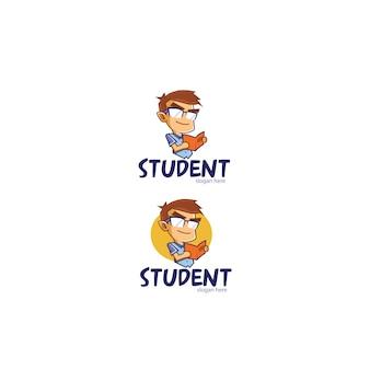 Modèle de logo étudiant