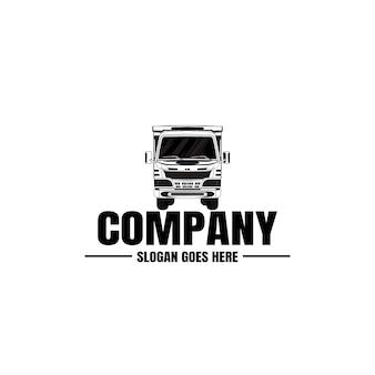 Modèle de logo de véhicule. icône de voiture. location, réparation, garage d'atelier.