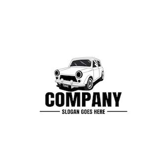 Modèle de logo de véhicule. icône de voiture pour la conception de l'entreprise.