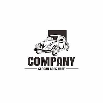 Modèle de logo de véhicule