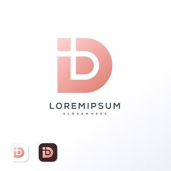 Modèle de logo d