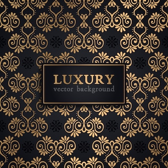 Modèle de luxe vector