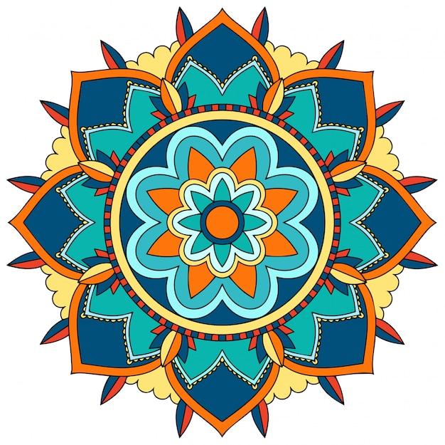 Modèle de mandala