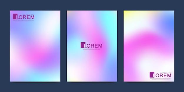 Modèle moderne pour brochure, dépliant, dépliant, couverture, catalogue