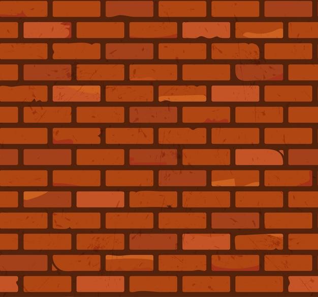 Modèle de mur de brique