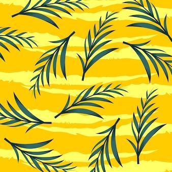 Modèle de palmier