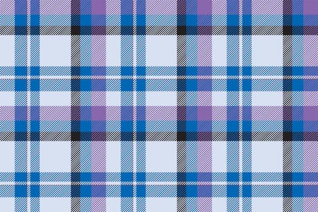 Modèle de plaid sans couture ecosse tartan. tissu de fond rétro. texture géométrique carré couleur check vintage.