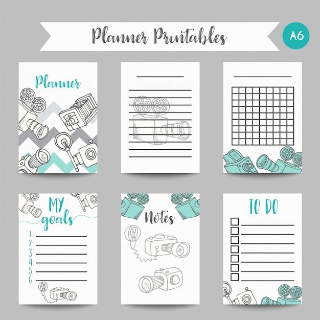Modèle de planificateur