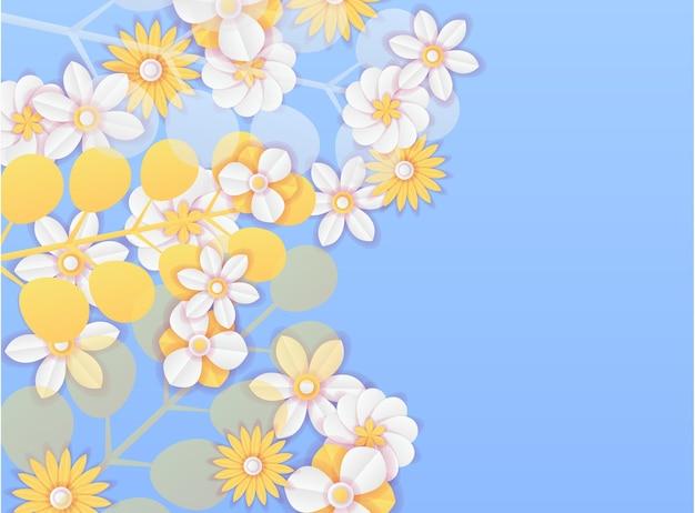 Modèle de publication instagram dynamique moderne avec un style de papier découpé. modèle de publication ou de bannière sur les réseaux sociaux dans une couleur fraîche et calme