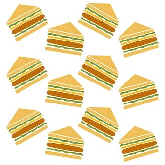 Modèle sandwich